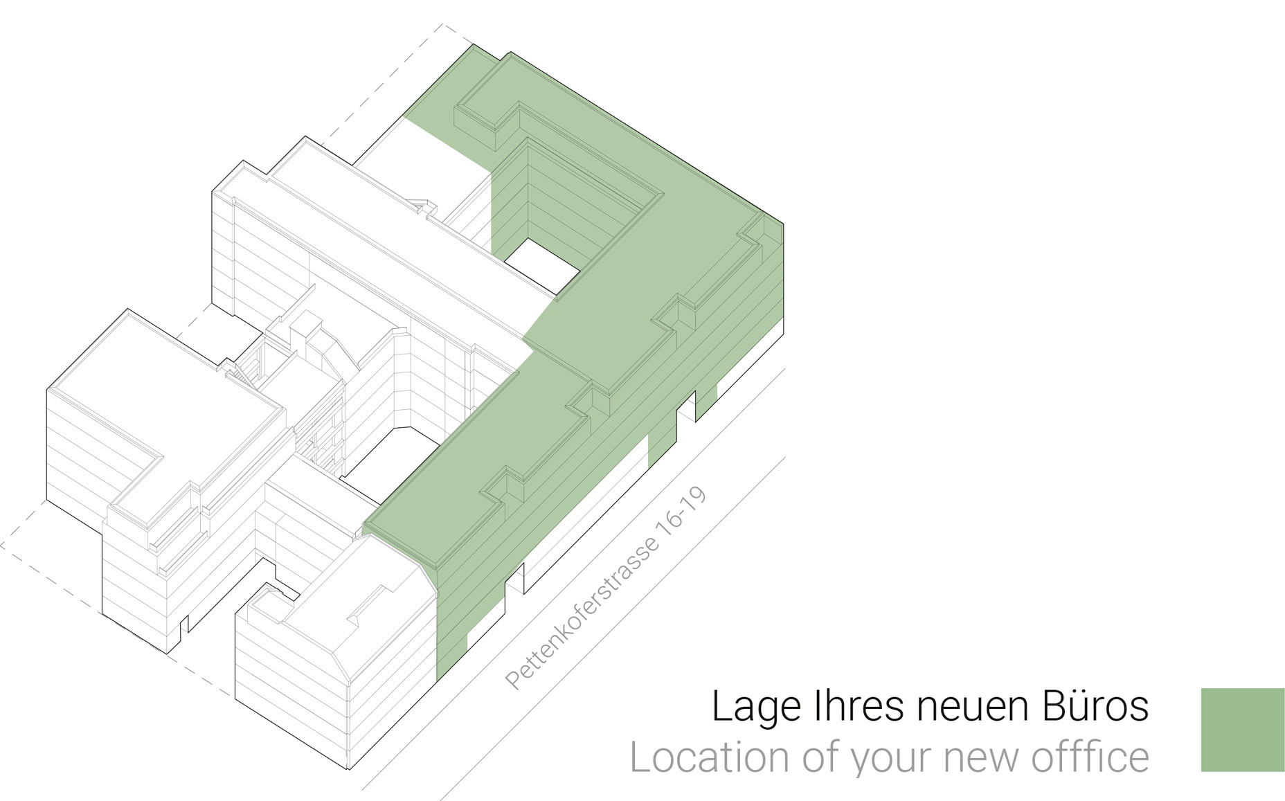 WORK SPACE | Option M | Lage